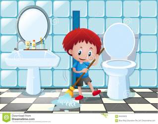 Cleaning Bathroom Stock Illustrations 16 798 Cleaning Bathroom Stock Illustrations Vectors & Clipart Dreamstime