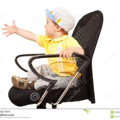 Little Boy Chairs Crazy Creek Canoe Chair Sitting On A Stock Photos Image 20286983