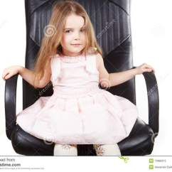 Little Girl Chairs Hon Volt Drafting Chair On Office Stock Image Of