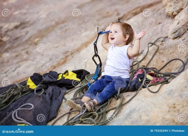 Rock Climbing Gear Royalty-free Stock #23892856