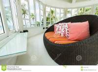 Living Room With Colorful Chair Stock Photo - Image: 34916140