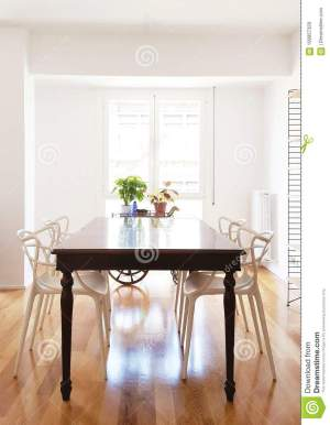 table background dining plants living window