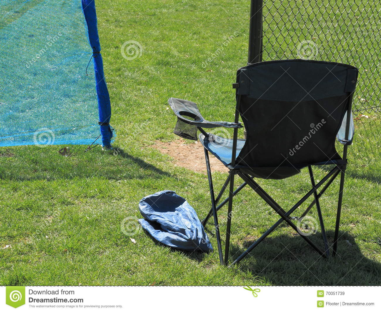 outdoor sports chairs wheelchair swing local chair stock photo image 70051739
