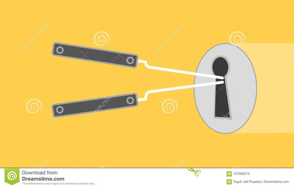 medium resolution of lock pick stock illustrations 382 lock pick stock illustrations vectors clipart dreamstime