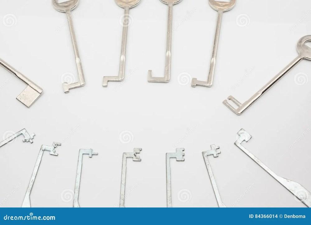 medium resolution of an lock pick