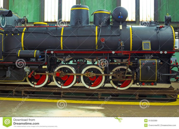 Restored Steam Locomotives