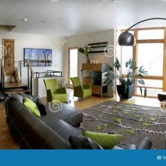 Modern Sofa Plans Free Cool Sofas London Loft Living Room Royalty Stock Photo - Image: 16672825