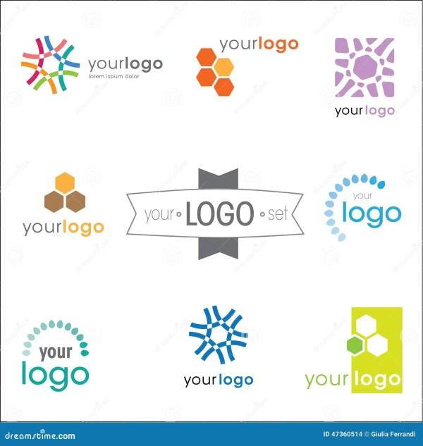 Logo Design Set Stock Vector - 47360514