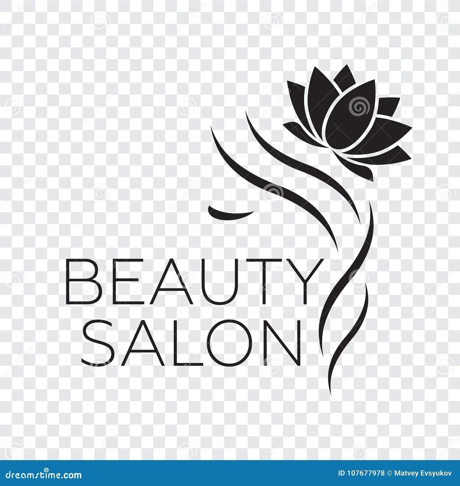 Logo Template For Hair Salon, Beauty Salon, Cosmetic