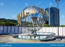 Los Angeles Ca. Sign Of Studio Universal Editorial