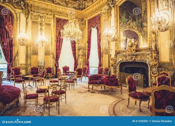 Napoleon Apartments Louvre Museum