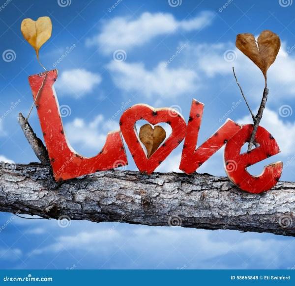 Love Stock Photo - Image: 58665848