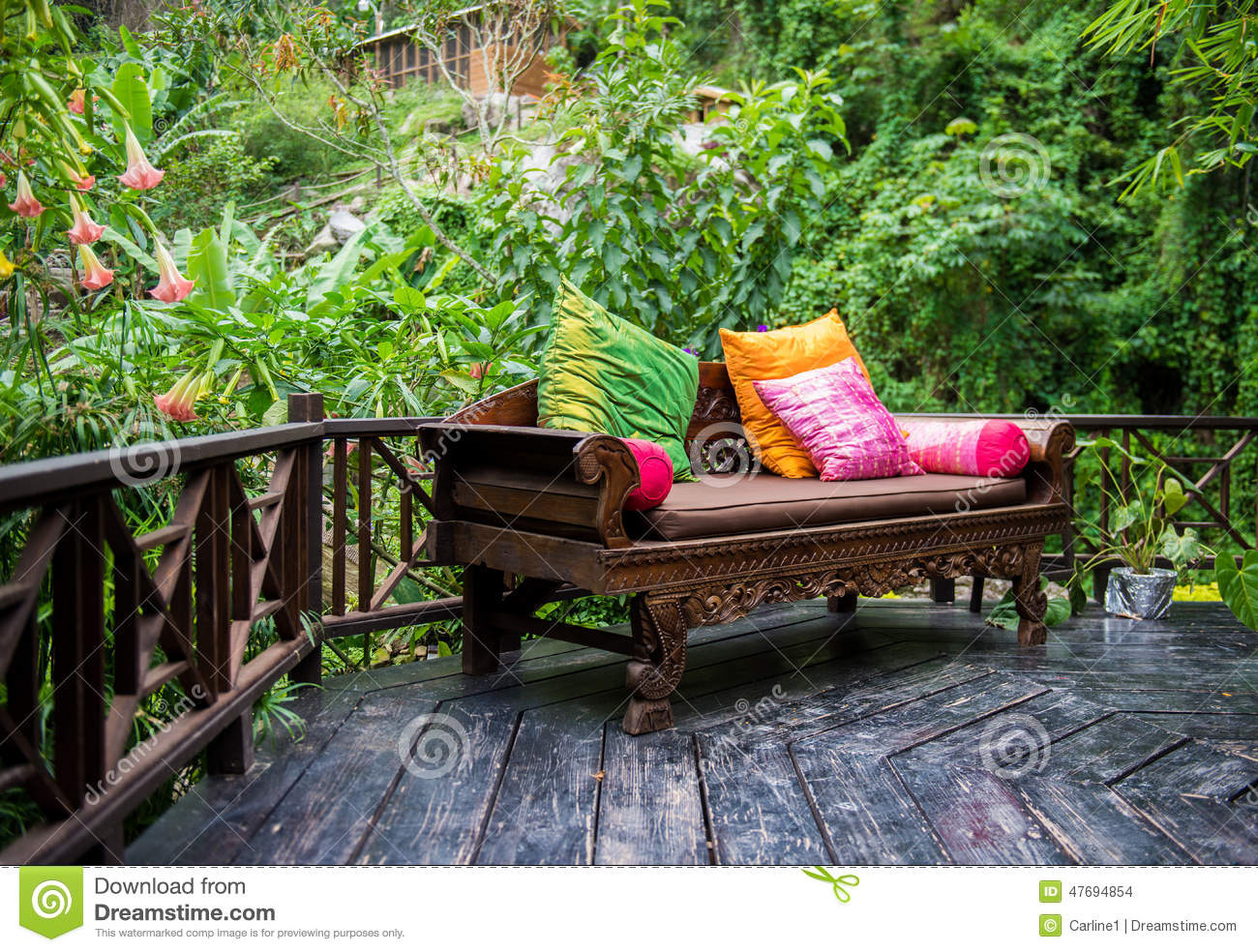 Love Chair Garden Furniture