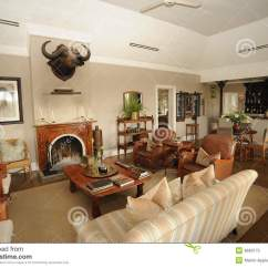 Settee Sofa Couch Repair Gurgaon Luxurious Safari Lodge Royalty Free Stock Photo - Image ...