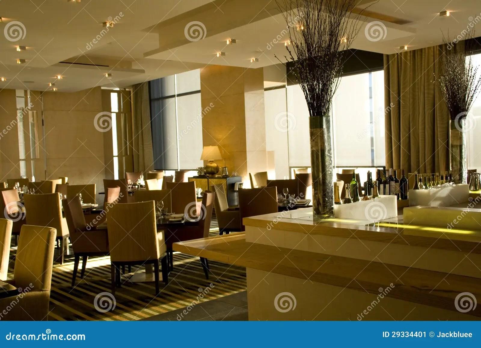 modern sofa plans free ashley sleeper reviews luxury bar restaurant interiors stock image - image: 29334401
