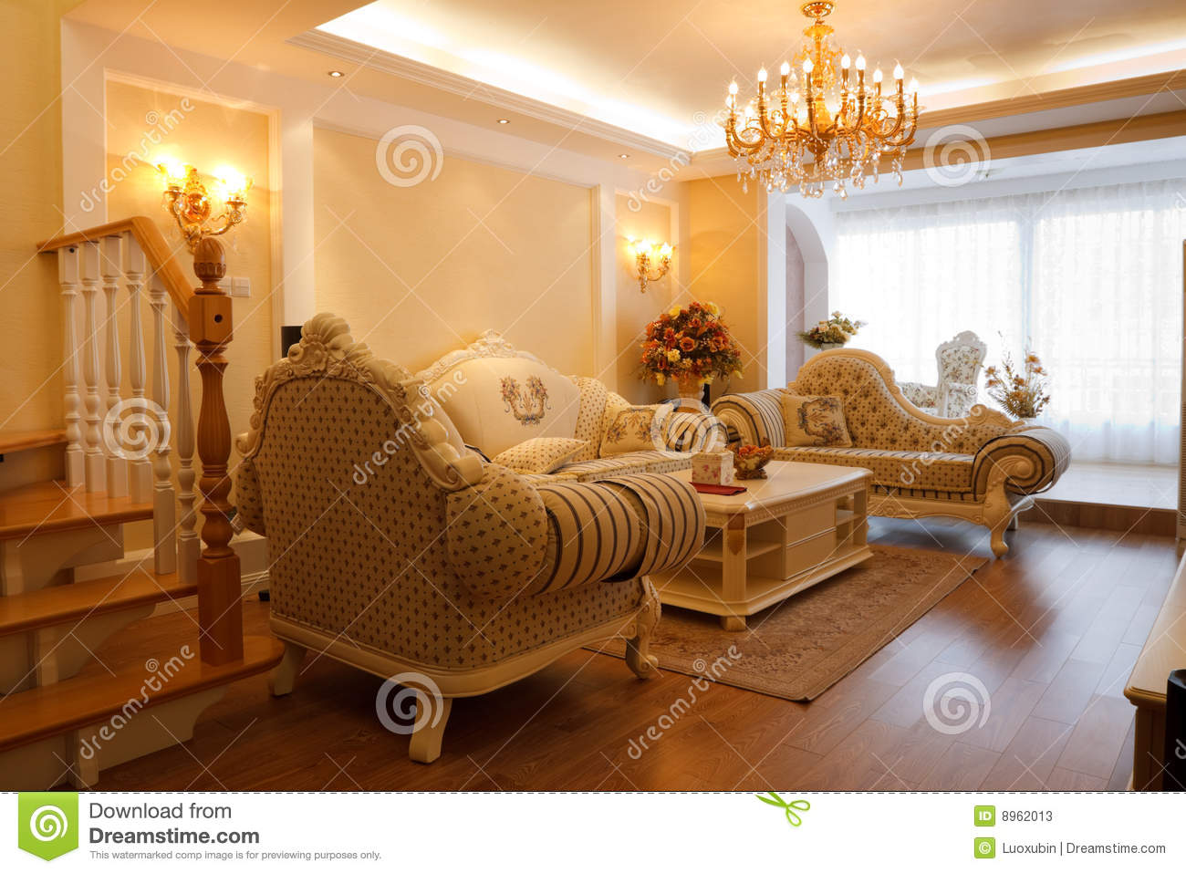 Luxury Expensive Living Room Interior Stock Photos  Image