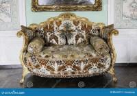 Luxury Furniture Of Royal Palace Stock Image - Image: 8964519