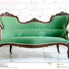 Vintage Retro Style Stunning Patchwork Sofa Bed How To Wash Cushions Luxury Green Armchair Couch In
