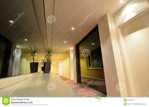 Luxury Hotel Interior Design Stock - Of Color