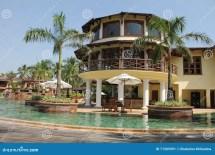 Luxury Hotel In Goa India Stock - 71505991