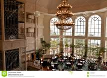 Luxury Hotel Lobby Royalty Free Stock