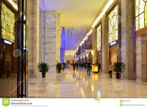 Luxury Hotel Lobby Floors