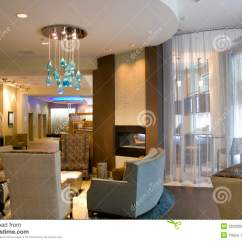 Living Room Prices Warm Neutral Paint Colors For Luxury Hotel Lobby Interiors Stock Image ...