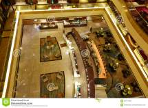 Luxury Hotel Lobby Lounge
