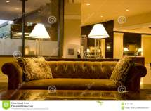Luxury Hotel Lobby Royalty Free Stock - 31771118