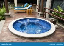 Luxury Spa Hot Tub