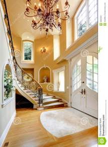 Entrance Hall Luxury Home Interiors