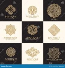 Design Boutique Luxury Hotel Logos
