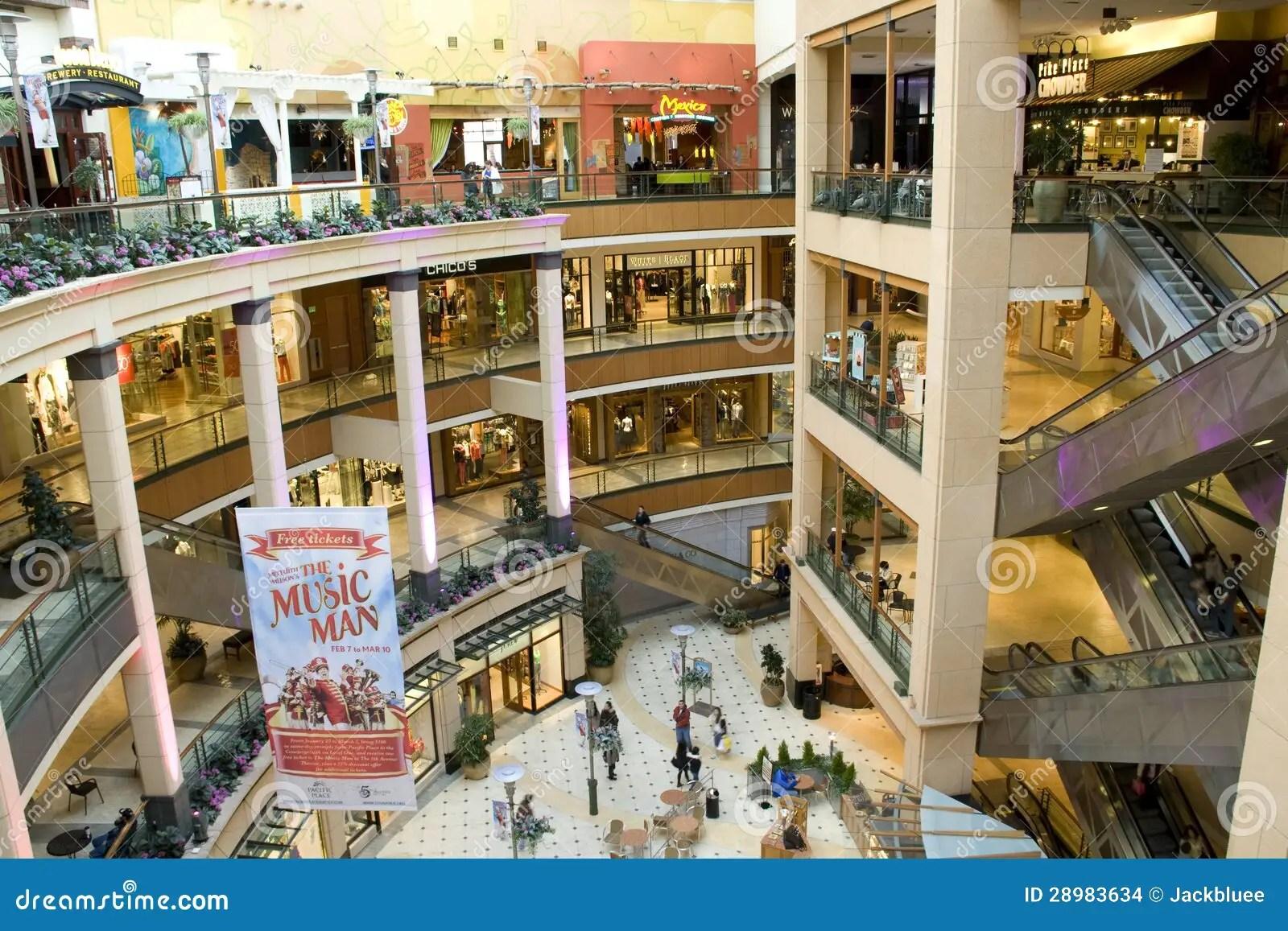Luxury Shopping Mall Editorial Stock Image Image 28983634