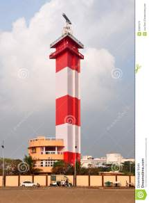 Madras Light House Stock Of Nadu Bengal