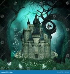 Fantasy Castle Forest Stock Illustrations 2 478 Fantasy Castle Forest Stock Illustrations Vectors & Clipart Dreamstime