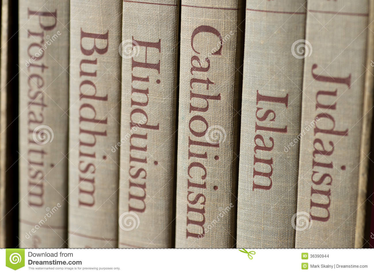 Major World Religions Stock Photo Image Of Faith Several