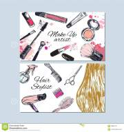 hair stylist stock illustrations