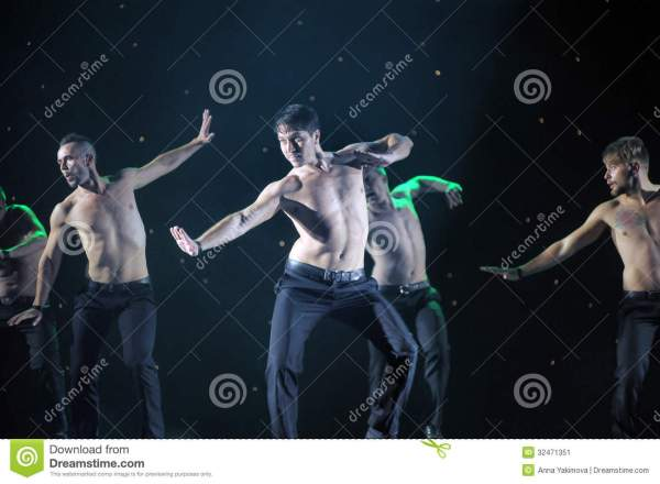 Male Ballet Performance Editorial - 32471351