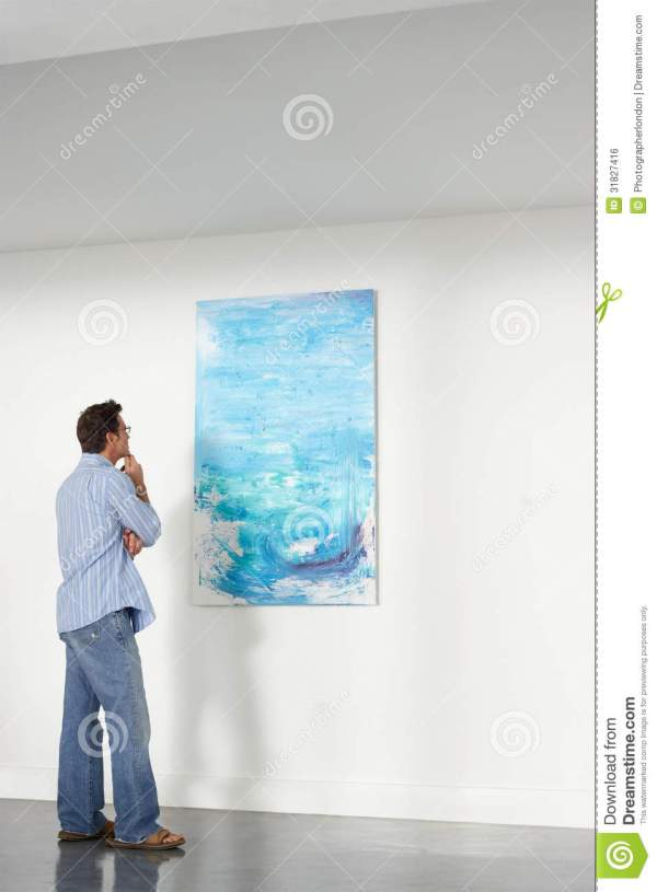 Looking at Painting