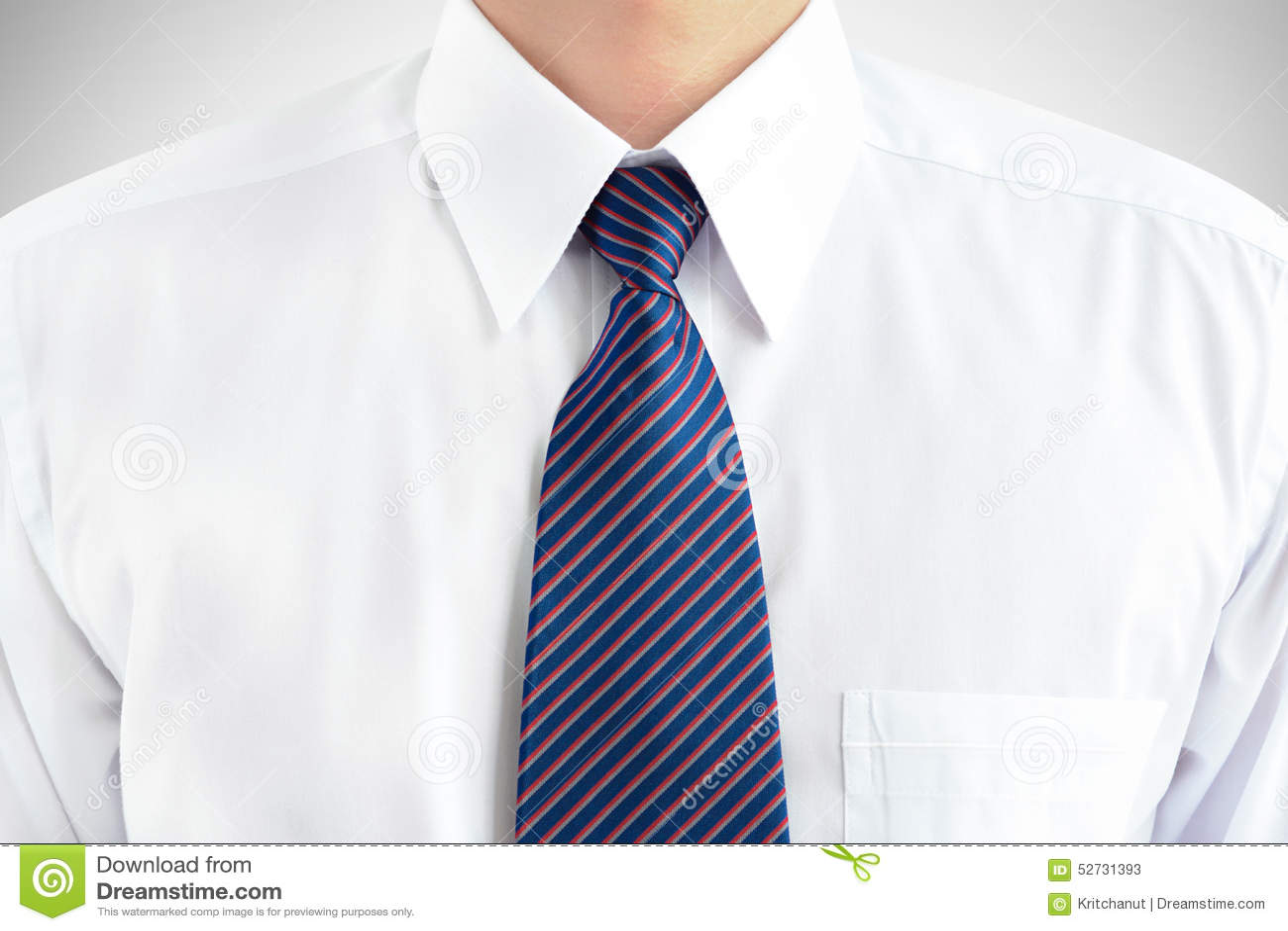 Person Wearing Formal Shirt