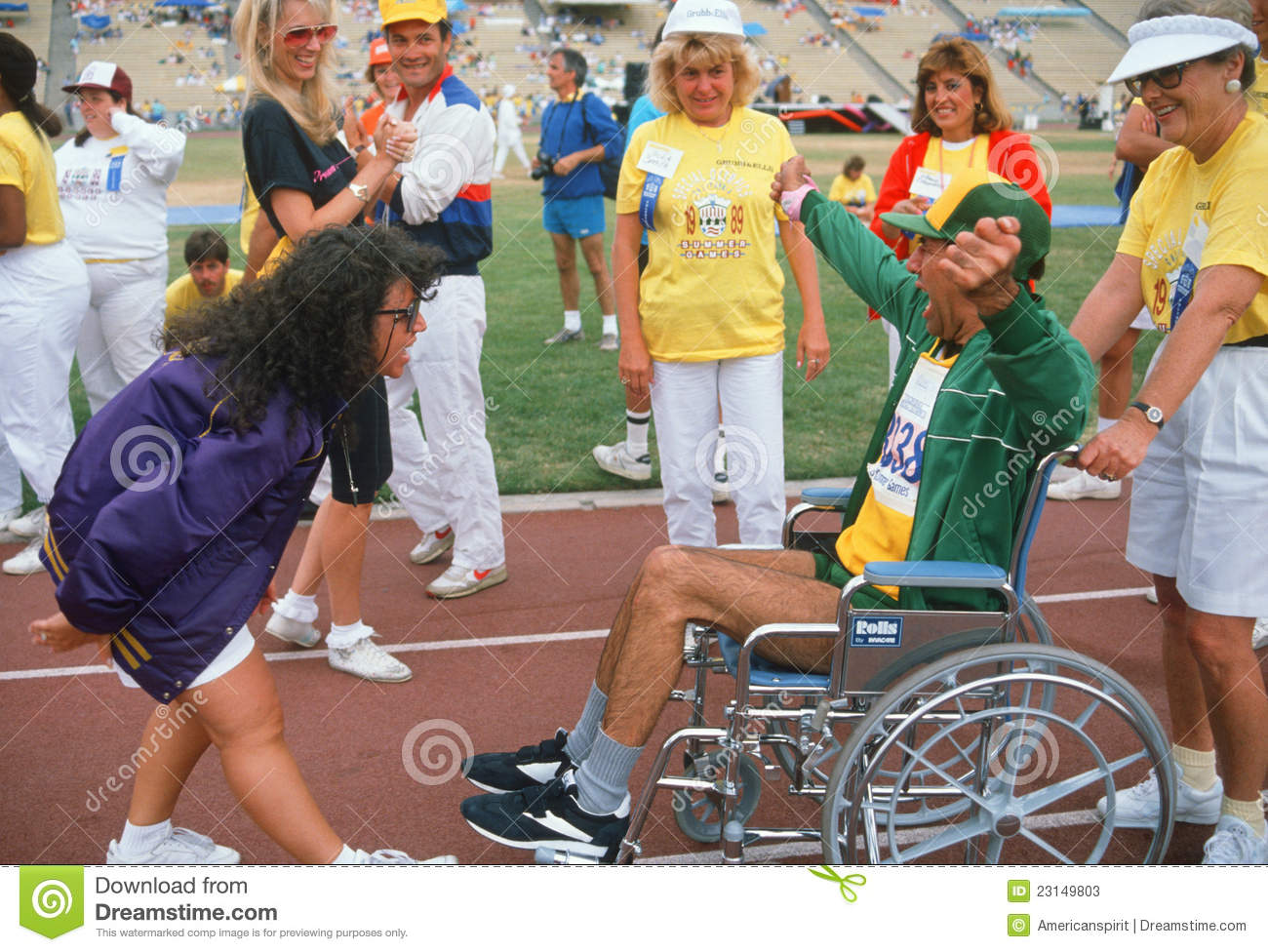 wheelchair olympics power lift chairs medicare man in at special editorial stock