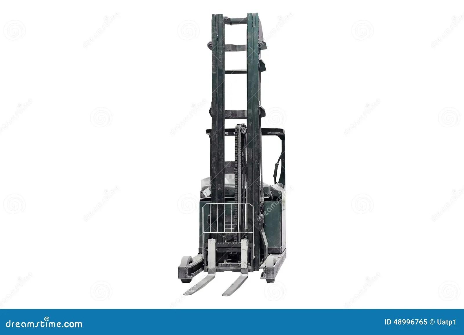Manual loader stock image. Image of picking, machine