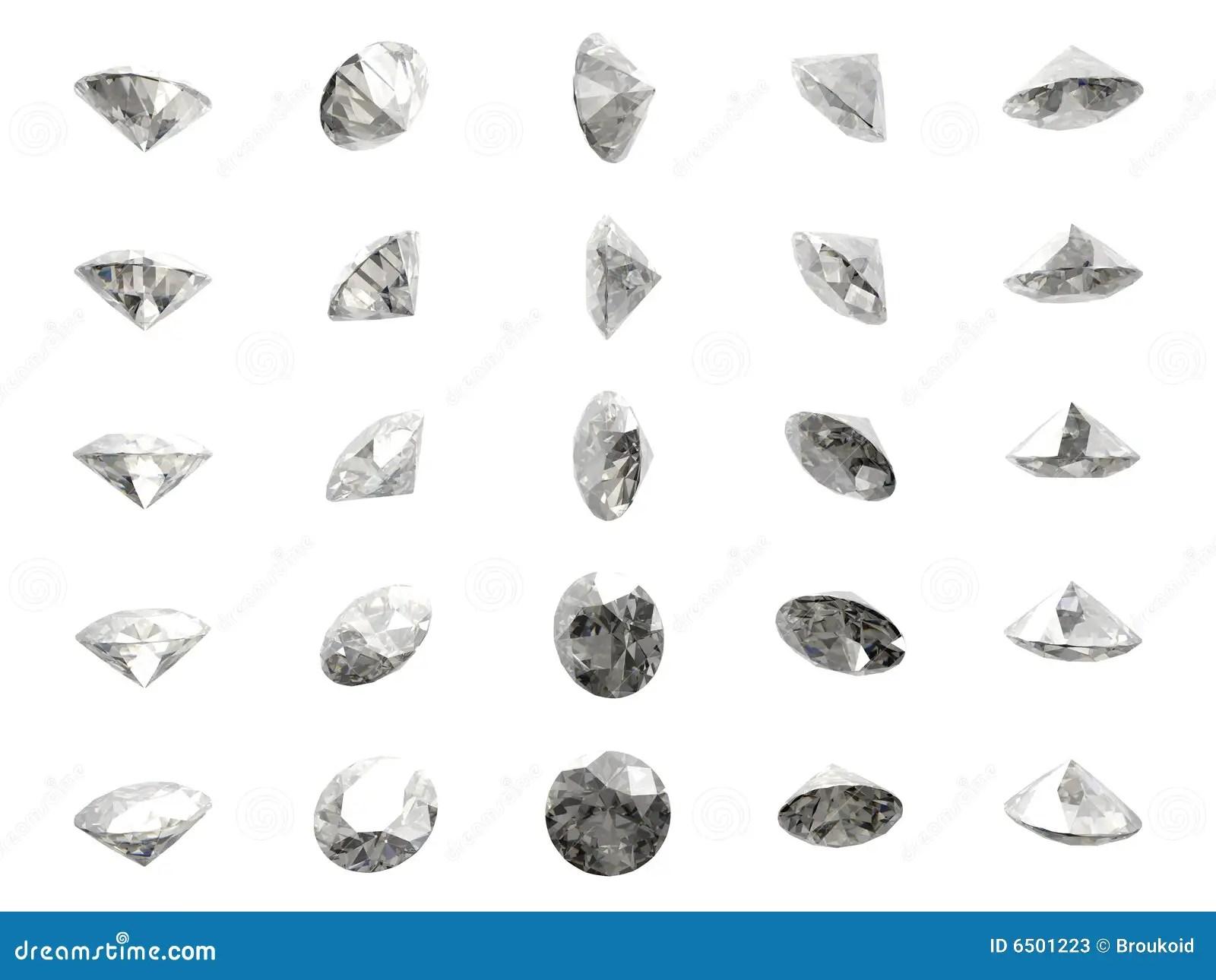 Many Diamonds Stock Image Image Of Fortune Cristal