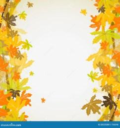 maple autumn background vector [ 1300 x 1390 Pixel ]