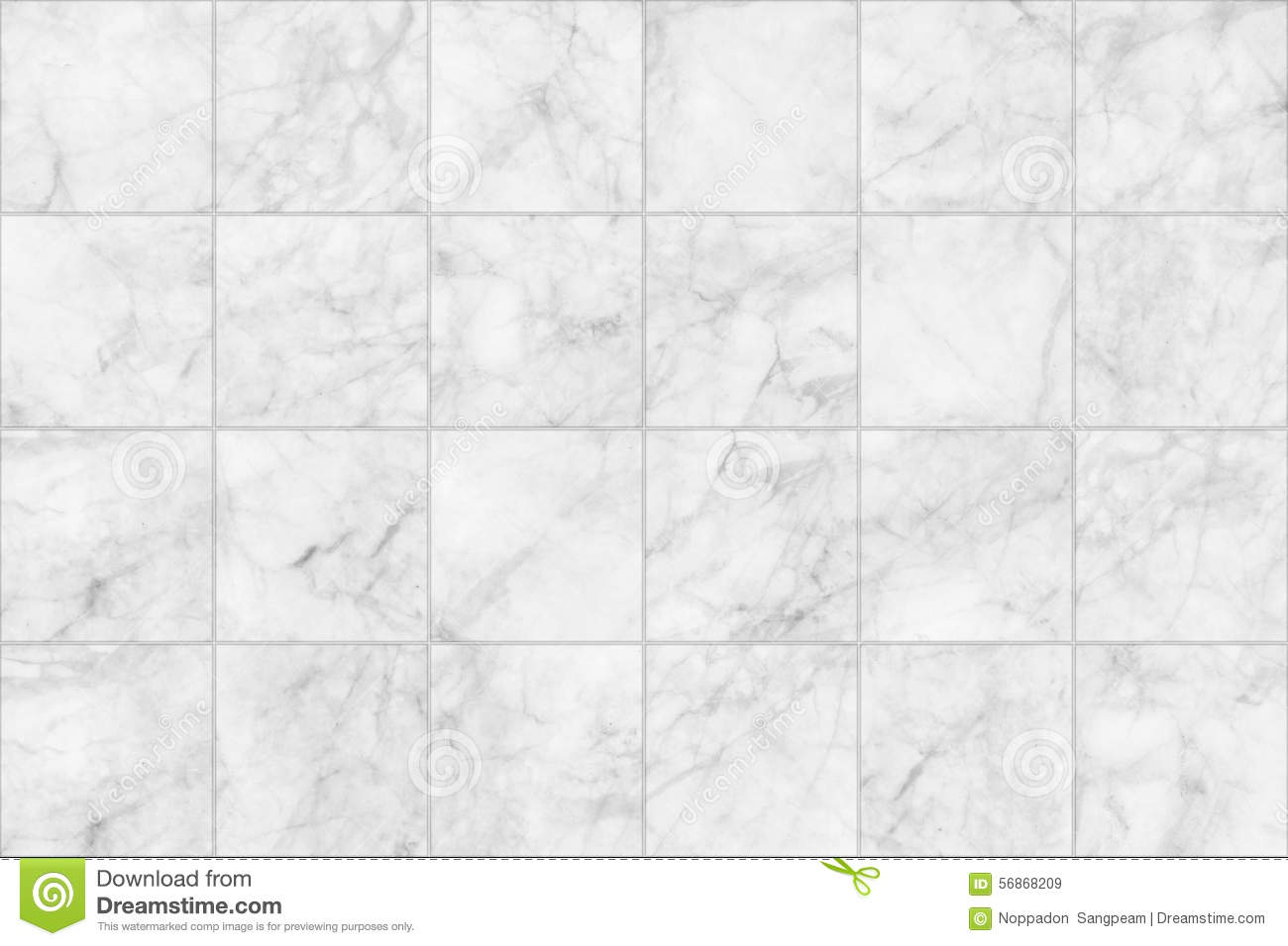Marble Tiles Seamless Flooring Texture For Background And