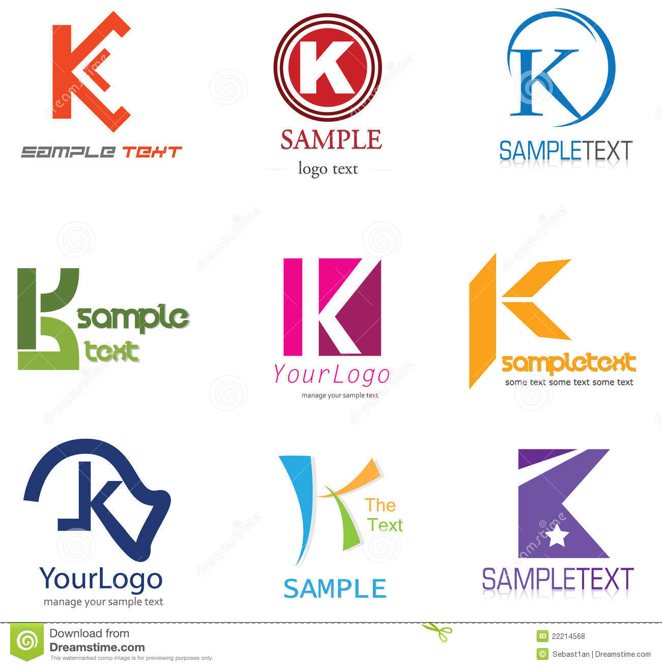 Capital Incerto Samples Logos