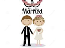 Married Design Stock Photography - Image: 35241062