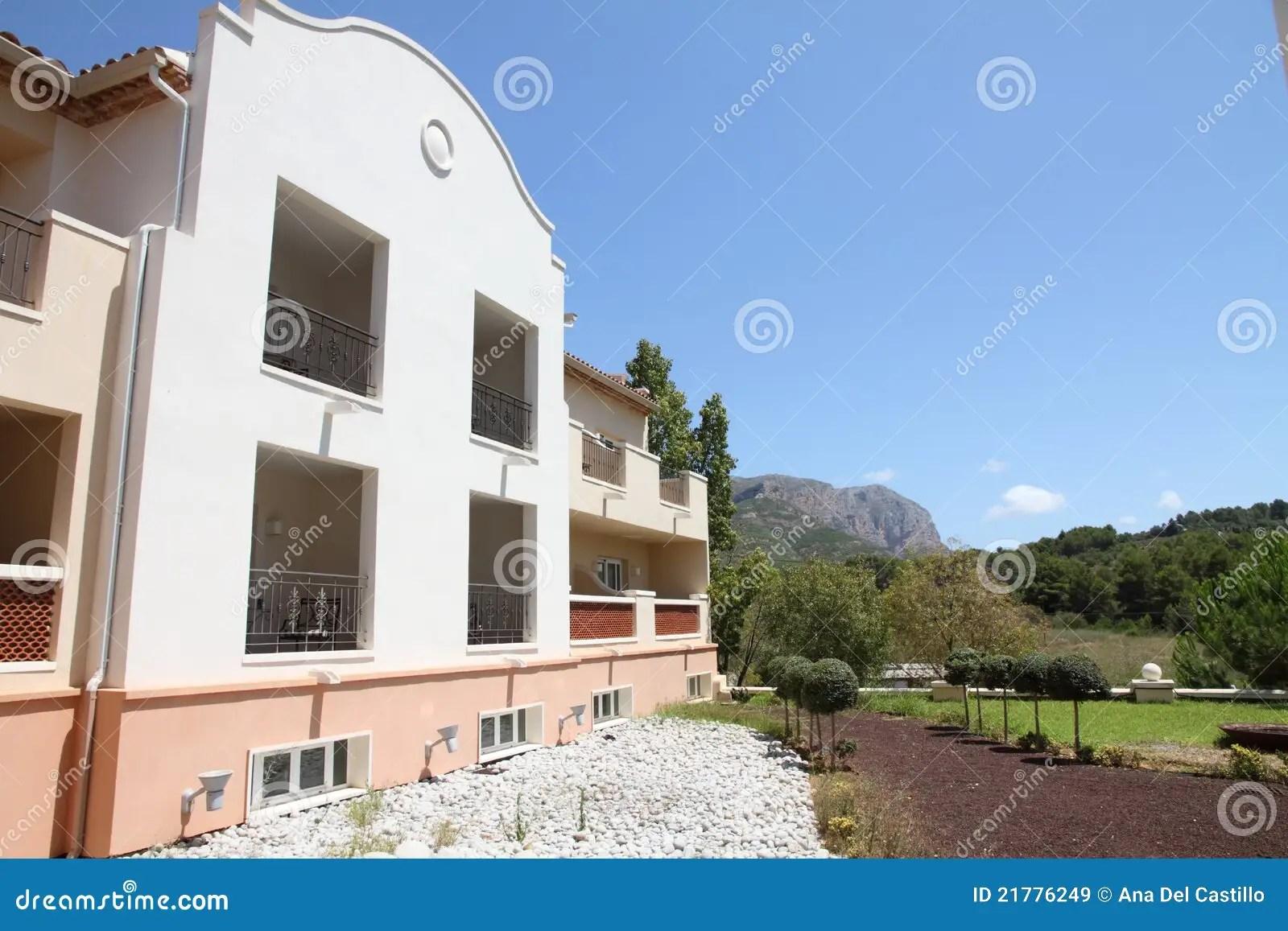 Marriot Hotel DeniaAlicanteSpain Royalty Free Stock
