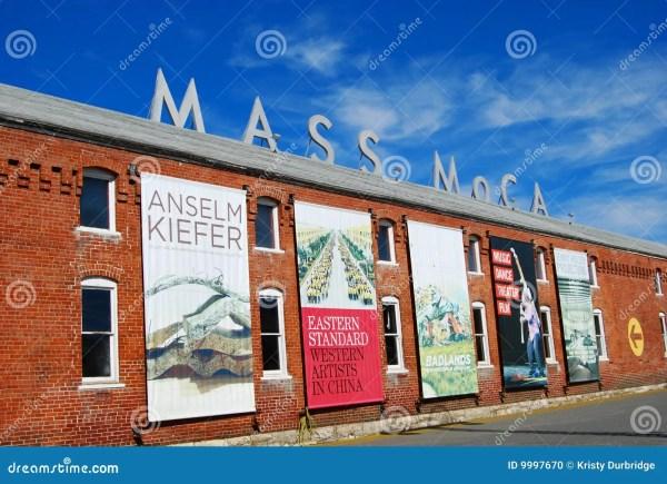 Mass Moca Museum Contemporary Art