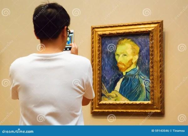 Vincent Van Gogh National Gallery Art Washington DC